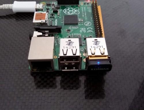 wireless network with Raspberry Pi – [Quick]